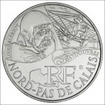 10 Euros des Régions 2012  - Pas de Calais