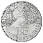 10 Euro des Régions 2012  - Bretagne