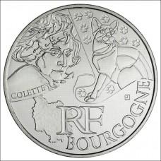10 Euro des Régions 2012  - Bourgogne