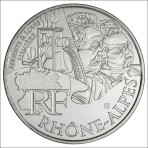 10 Euro des Régions 2012  - Rhône Alpes