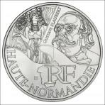 10 Euros des Régions 2012  - Haute Normandie