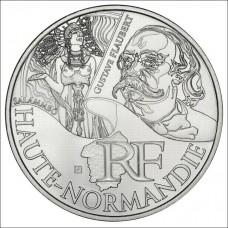 10 Euro des Régions 2012  - Haute Normandie