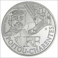 10 Euro des Régions 2012  - Poitou-Charentes
