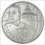 10 Euros des Régions 2012  - Guyane