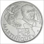 10 Euros des Régions 2012  - Martinique