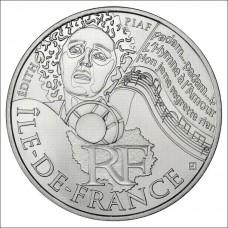 10 Euro des Régions 2012  - Ile de France