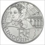 10 Euros des Régions 2012  - Limousin