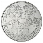 10 Euro des Régions 2012 - Champagne Ardennes