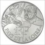 10 Euros des Régions 2012  - Pays de la Loire