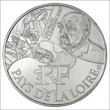 10 Euro des Régions 2012  - Pays de la Loire