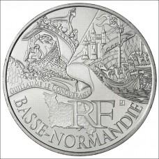 10 Euro des Régions 2012  - Basse Normandie