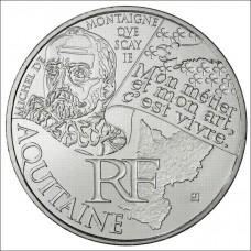10 Euro des Régions 2012  - Aquitaine