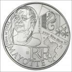 10 Euros des Régions 2012  - Mayotte