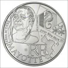10 Euro des Régions 2012  - Mayotte