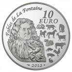 Année du Dragon 2012 - 10 euro Argent