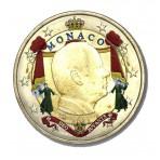 Monaco 2011 - 2 euro commémorative en couleur