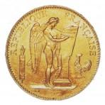 100 Francs Or Génie