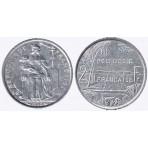Polynésie - 1 Franc France