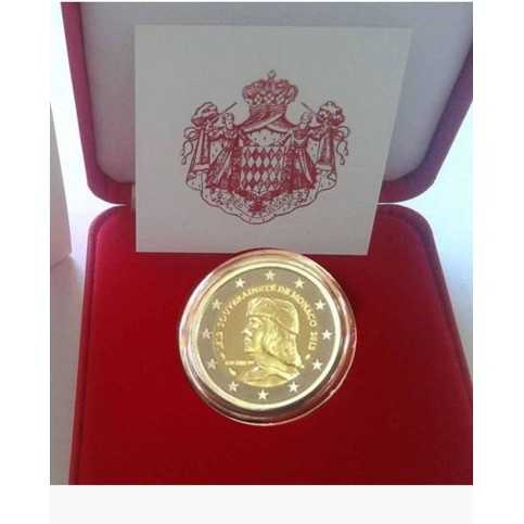 MONACO 2012 - 2 EUROS COMMEMORATIVE BE