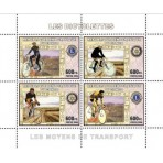 Cyclisme - Les Bicyclettes