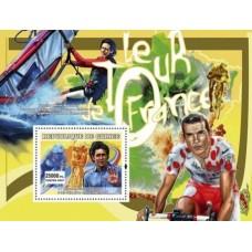 CYCLISME - LE TOUR DE FRANCE