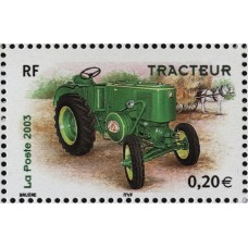 AGRICULTURE - 50 TIMBRES DIFFERENTS