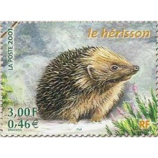 ANIMAUX -  4000 TIMBRES DIFFERENTS