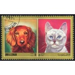 Animaux Domestiques - 200 timbres différents