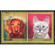 ANIMAUX DOMESTIQUES - 200 TIMBRES DIFFERENTS