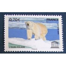 ANIMAUX POLAIRES - 100 TIMBRES DIFFERENTS