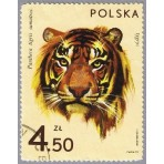 Animaux Sauvages - 100 timbres différents