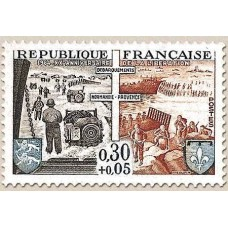 GUERRE - 100 TIMBRES DIFFERENTS