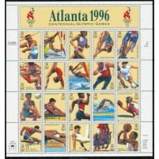 JO ETE ATLANTA - 50 TIMBRES DIFFERENTS