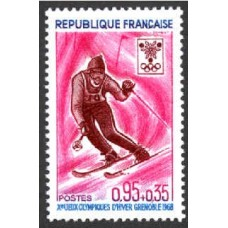 JO HIVER GRENOBLE - 50 TIMBRES DIFFERENTS