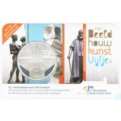 Pays-Bas 2012 - Coincard 5 euro 'Sculpture '