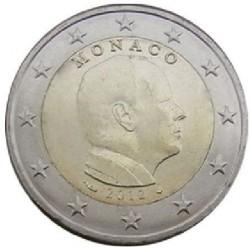 Monaco 2012 - 2 euro
