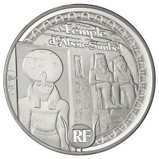 EGYPTE - 10 EUROS ARGENT