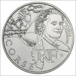 10 Euros des Régions 2012  - Corse