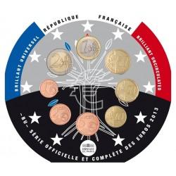 France 2013 - Coffret euro BU