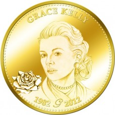 Monnaie Grace Kelly