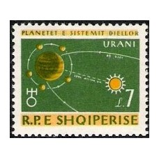 ASTRONOMES - 50 TIMBRES DIFFERENTS