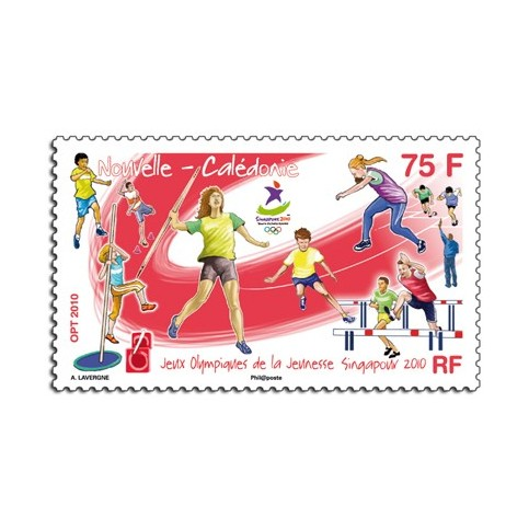 ATHLETISME - 200 TIMBRES DIFFERENTS