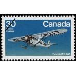 Avions - 100 timbres différents