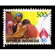BOXE - 50 TIMBRES DIFFERENTS