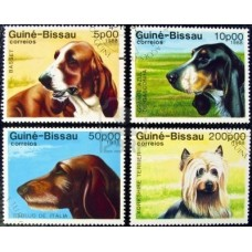 CHIENS - 500 TIMBRES DIFFERENTS