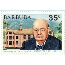 CHURCHILL - 25 TIMBRES DIFFERENTS