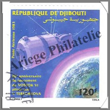 COSMOS  PLANETES - 100 TIMBRES DIFFERENTS
