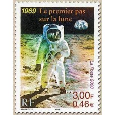COSMOS LUNE - 75 TIMBRES DIFFERENTS