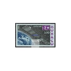 COSMOS SATELLITES - 50 TIMBRES DIFFERENTS