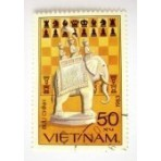 ECHECS - 50 TIMBRES DIFFERENTS